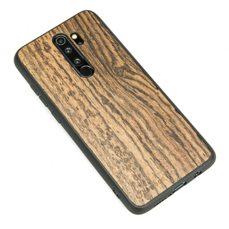 Drewniane Etui Xiaomi Redmi Note 8 Pro BOCOTE