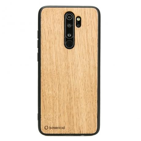 Drewniane Etui Xiaomi Redmi Note 8 Pro DĄB