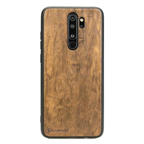 Drewniane Etui Xiaomi Redmi Note 8 Pro IMBUIA