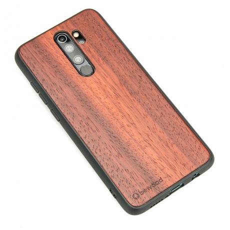 Drewniane Etui Xiaomi Redmi Note 8 Pro PADOUK