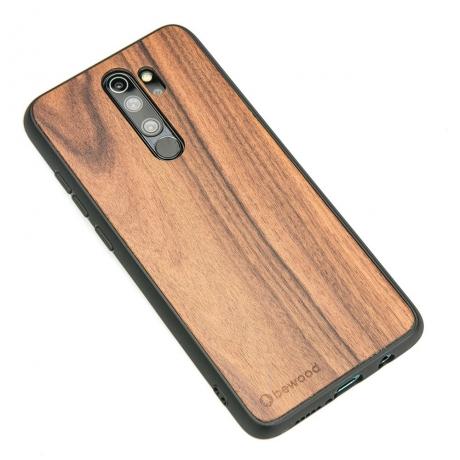 Drewniane Etui Xiaomi Redmi Note 8 Pro PALISANDER SANTOS
