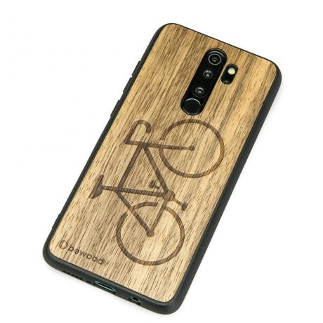 Drewniane Etui Xiaomi Redmi Note 8 Pro ROWER LIMBA