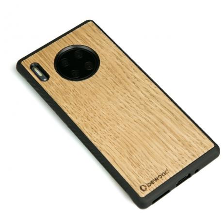 Drewniane Etui Huawei Mate 30 Pro DĄB