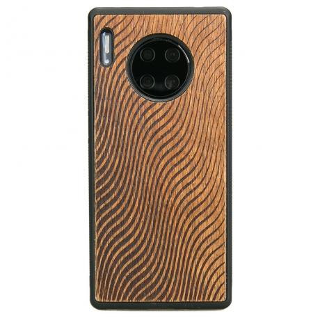 Drewniane Etui Huawei Mate 30 Pro FALE MERBAU