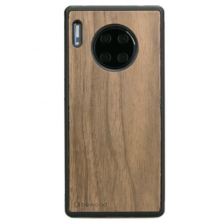 Drewniane Etui Huawei Mate 30 Pro ORZECH AMERYKAŃSKI