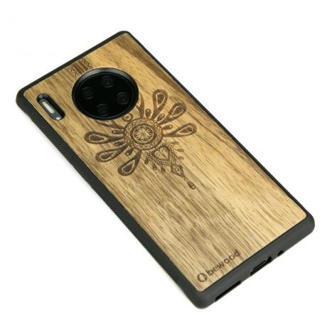 Drewniane Etui Huawei Mate 30 Pro PARZENICA LIMBA