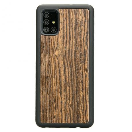 Drewniane Etui Samsung Galaxy A51 BOCOTE