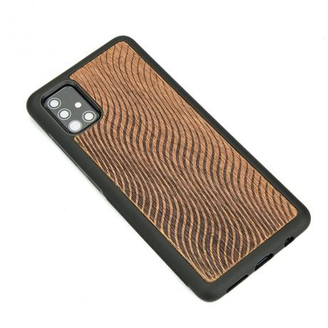 Drewniane Etui Samsung Galaxy A51 FALE MERBAU