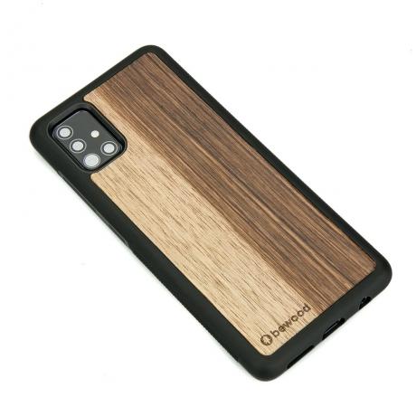 Drewniane Etui Samsung Galaxy A51 MANGO
