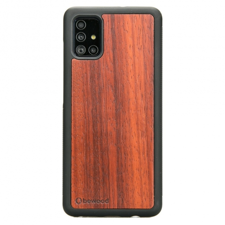 Drewniane Etui Samsung Galaxy A51 PADOUK