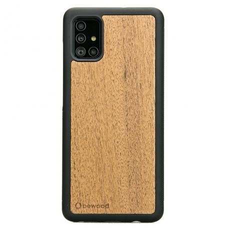 Drewniane Etui Samsung Galaxy A51 TEK