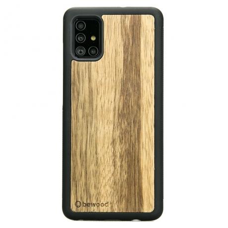 Drewniane Etui Samsung Galaxy A71 LIMBA