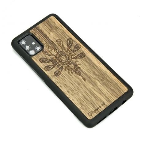 Drewniane Etui Samsung Galaxy A71 PARZENICA LIMBA