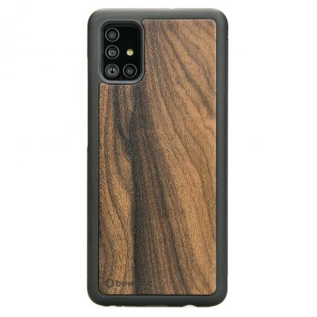 Drewniane Etui Samsung Galaxy A71 ZIRICOTTE
