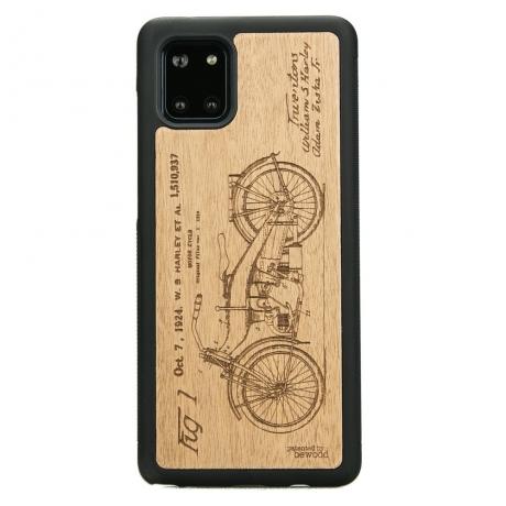 Drewniane Etui Samsung Galaxy Note 10 Lite HARLEY PATENT ANIEGRE