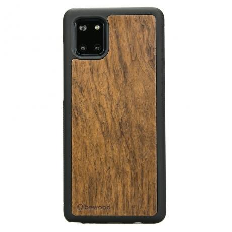 Drewniane Etui Samsung Galaxy Note 10 Lite IMBUIA