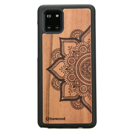 Drewniane Etui Samsung Galaxy Note 10 Lite MANDALA JABŁOŃ