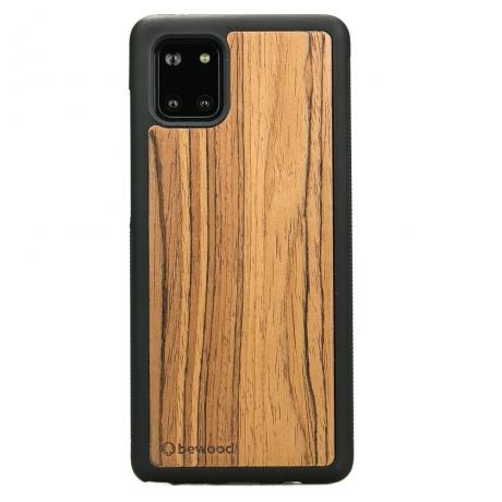 Drewniane Etui Samsung Galaxy Note 10 Lite OLIWKA