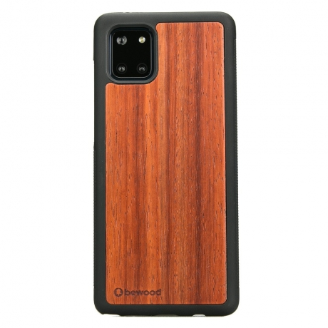 Drewniane Etui Samsung Galaxy Note 10 Lite PADOUK