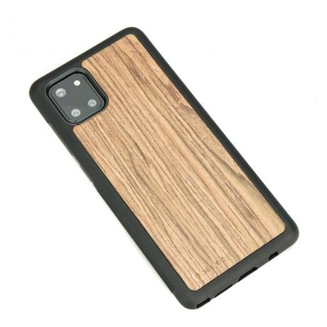 Drewniane Etui Samsung Galaxy Note 10 Lite PALISANDER
