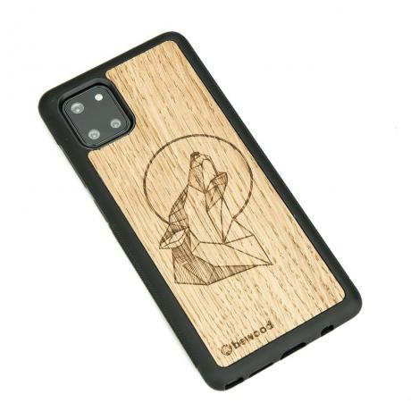 Drewniane Etui Samsung Galaxy Note 10 Lite WILK DĄB