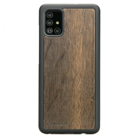 Drewniane Etui Samsung Galaxy S10 Lite DĄB WĘDZONY