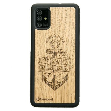 Drewniane Etui Samsung Galaxy S10 Lite KOTWICA DĄB