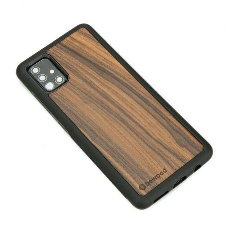 Drewniane Etui Samsung Galaxy S10 Lite PALISANDER SANTOS