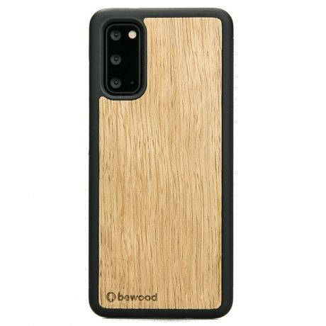 Drewniane Etui Samsung Galaxy S20 DĄB