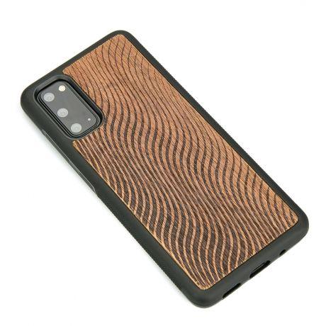 Drewniane Etui Samsung Galaxy S20 FALE MERBAU