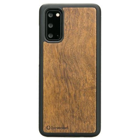 Drewniane Etui Samsung Galaxy S20 IMBUIA