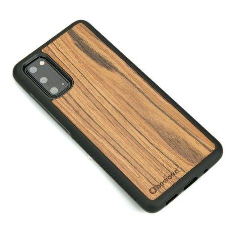 Drewniane Etui Samsung Galaxy S20 OLIWKA