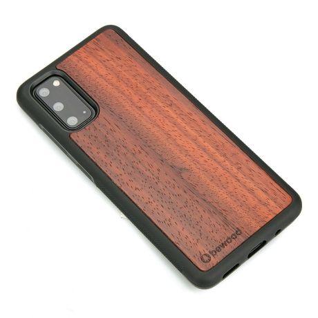 Drewniane Etui Samsung Galaxy S20 PADOUK