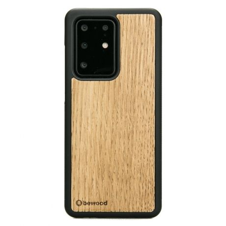Drewniane Etui Samsung Galaxy S20 Ultra DĄB