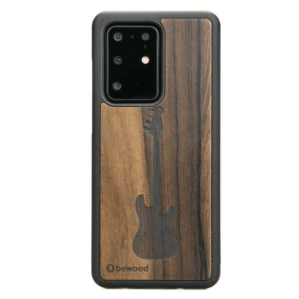 Drewniane Etui Samsung Galaxy S20 Ultra GITARA ZIRICOTE