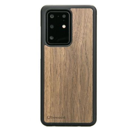 Drewniane Etui Samsung Galaxy S20 Ultra ORZECH AMERYKAŃSKI