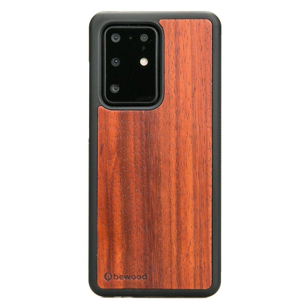 Drewniane Etui Samsung Galaxy S20 Ultra PADOUK