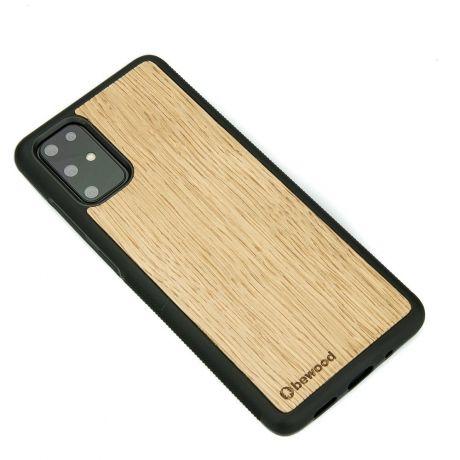 Drewniane Etui Samsung Galaxy S20+ DĄB