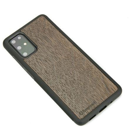Drewniane Etui Samsung Galaxy S20+ DĄB WĘDZONY