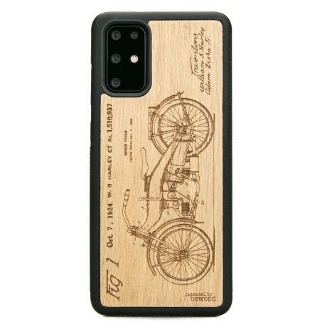 Drewniane Etui Samsung Galaxy S20+ HARLEY PATENT ANIEGRE