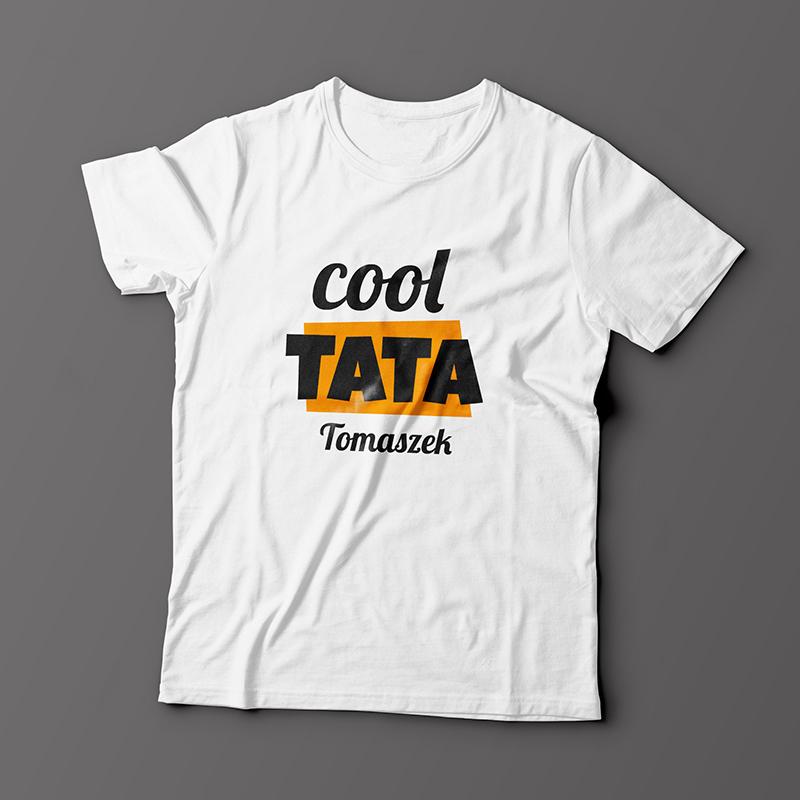 Koszulka dla Cool Taty