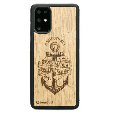 Drewniane Etui Samsung Galaxy S20+ KOTWICA DĄB