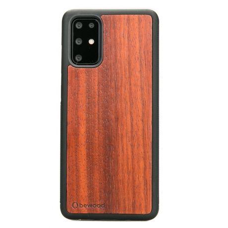 Drewniane Etui Samsung Galaxy S20+ PADOUK