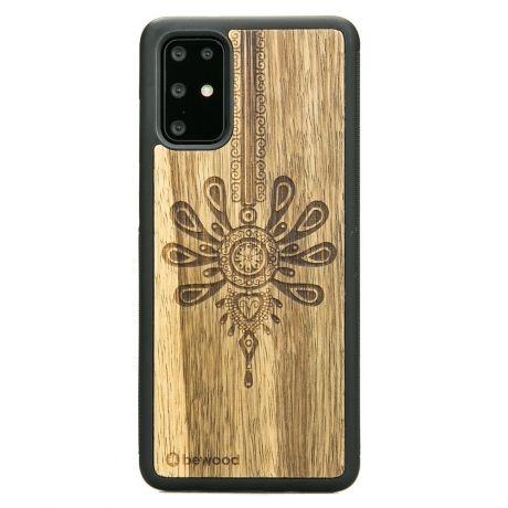 Drewniane Etui Samsung Galaxy S20+ PARZENICA LIMBA