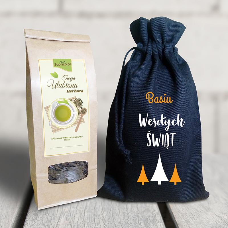 Herbata świąteczna na prezent