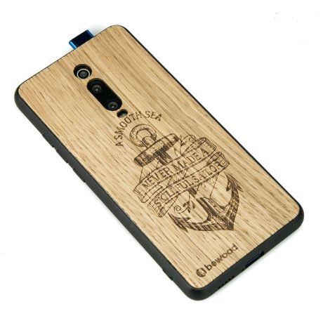 Drewniane Etui Xiaomi Mi 9T / Mi 9T Pro KOTWICA DĄB