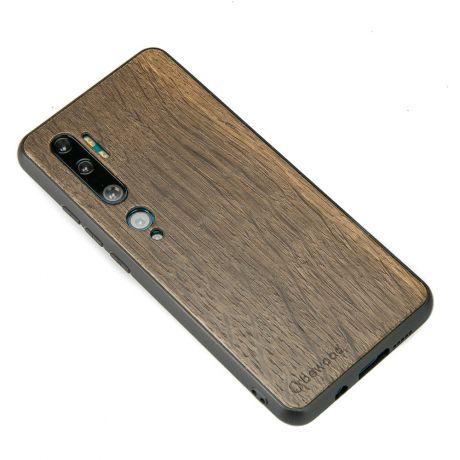 Drewniane Etui Xiaomi Mi Note 10 DĄB WĘDZONY