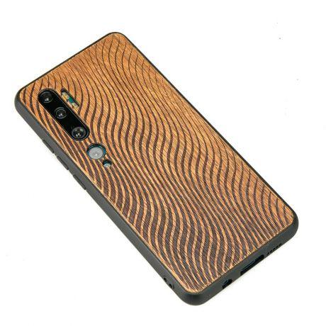 Drewniane Etui Xiaomi Mi Note 10 FALE MERBAU