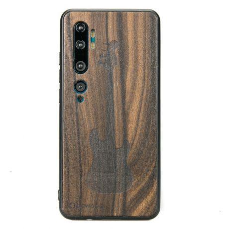 Drewniane Etui Xiaomi Mi Note 10 GITARA ZIRICOTE