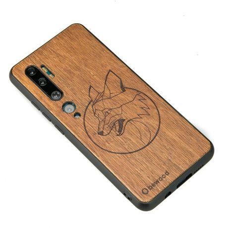 Drewniane Etui Xiaomi Mi Note 10 LIS MERBAU